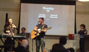me w:worship band