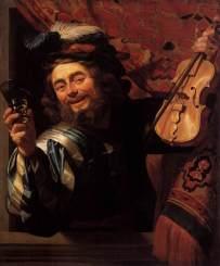 Honthorst-The_Merry_Fiddler_-_WGA11662